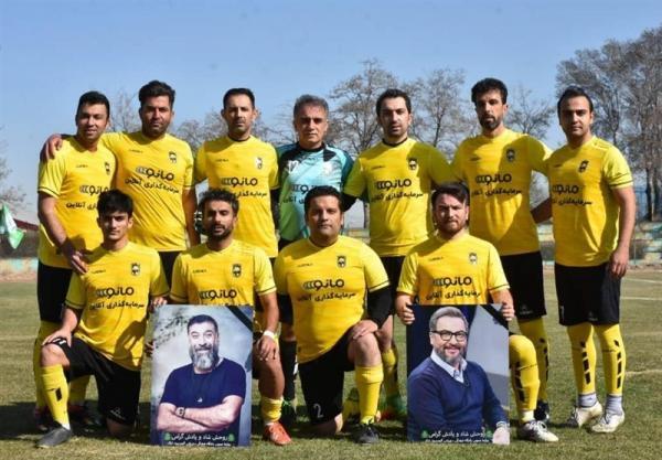 صعود تیم یاران رسانه به فینال تورنمنت فوتبال چهارجانبه گرامیداشت دهه مبارک فجر